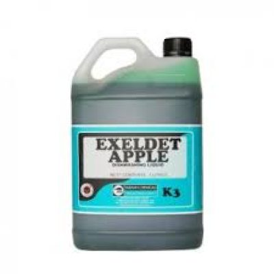 EXELDET APPLE Detergent