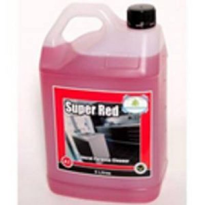 SUPER RED Cleaner