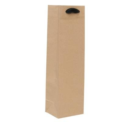 Deluxe Kraft Wine Bag