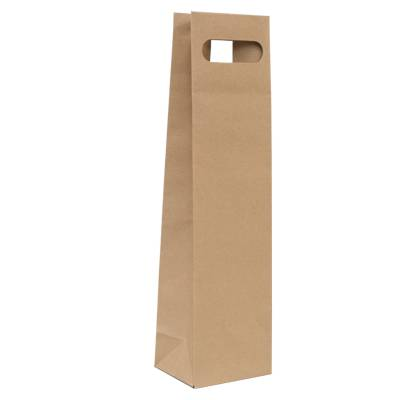 kraft-wine-paper-bag-die-cut-handle-single1